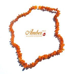 collana d'ambra medicinale AmberMed